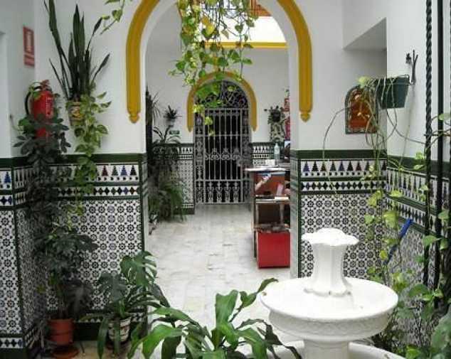 Hostels in Sevilla