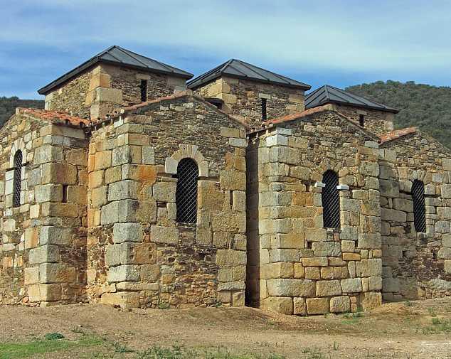 Monesterio - Fuente de Cantos (21,6km)
