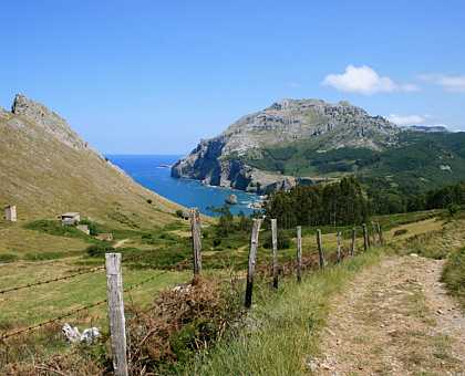 Northern way landscape