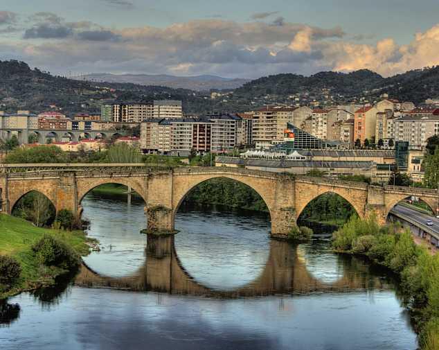 Ourense to Santiago de Compostela