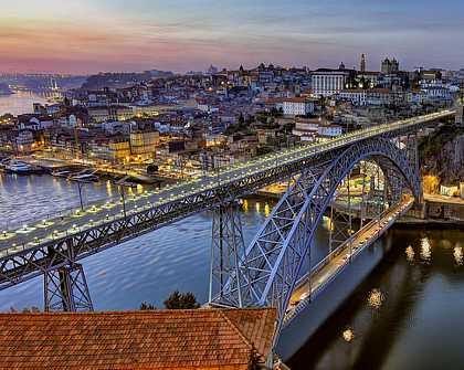 Portuguese Way Routes