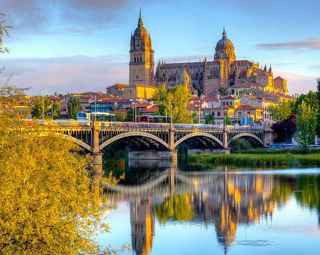 Salamanca to Santiago de Compostela