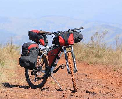 We help you to organise your route by bike.