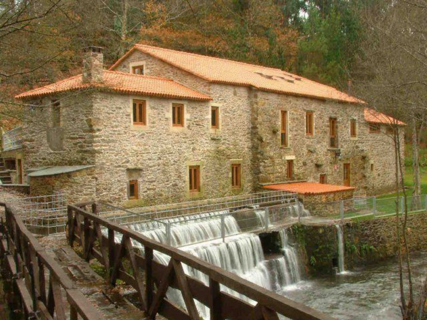 Last 100 kms sarria to santiago de compostela charming for Charming hotels