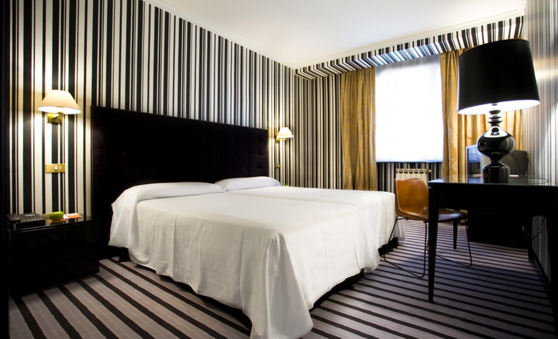 Oviedo to santiago de compostela charming hotels for Quaint hotel